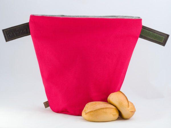 bunbag,bunbag-Pinky,Brotkorb,Brotbeutel,Brötchentasche