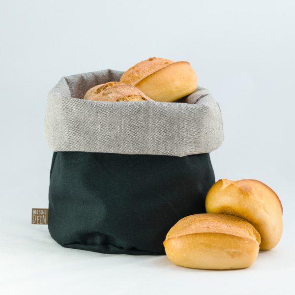 bunbag,bunbag-the new black,Brotkorb,Brotbeutel,Brötchentasche