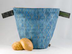 bunbag,bunbag-die blaue Lagune,Brotkorb,Brotbeutel,Brötchentasche