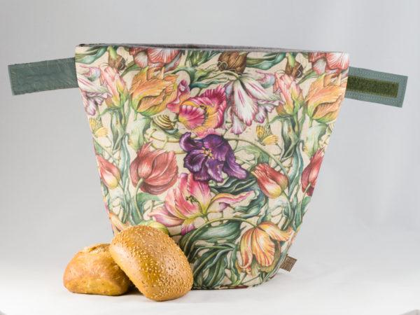 bunbag,bunbag- Grüße aus Amsterdam, Brotbeutel,Brotkorb