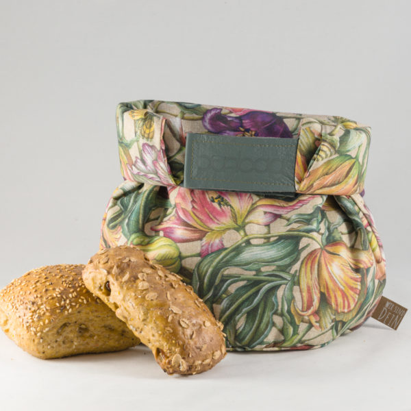 bunbag,bunbag-Grüße aus Amsterdam,Brotkorb,Brotbeutel,Brötchentasche