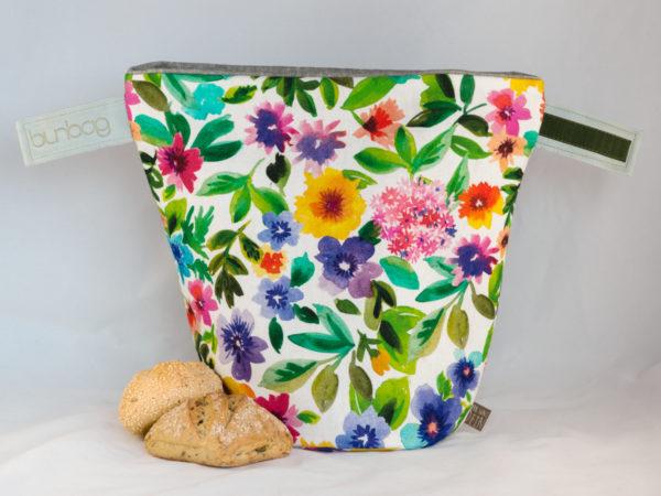 bunbag,bunbag-Flora,Brotkob,Brotbeutel