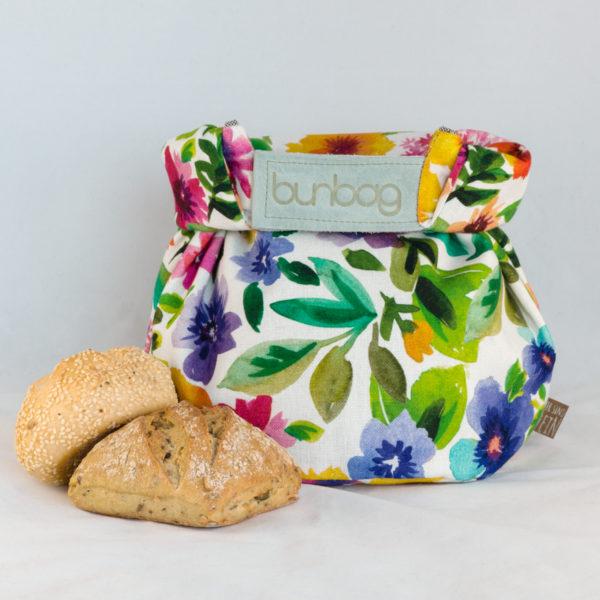 bunbag,bunbag-Flora,Brotkorb,Brotbeutel,Brötchentasche