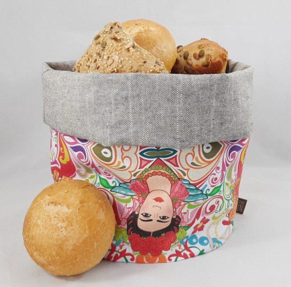bunbag, brotkorb, viva la frieda 2.0