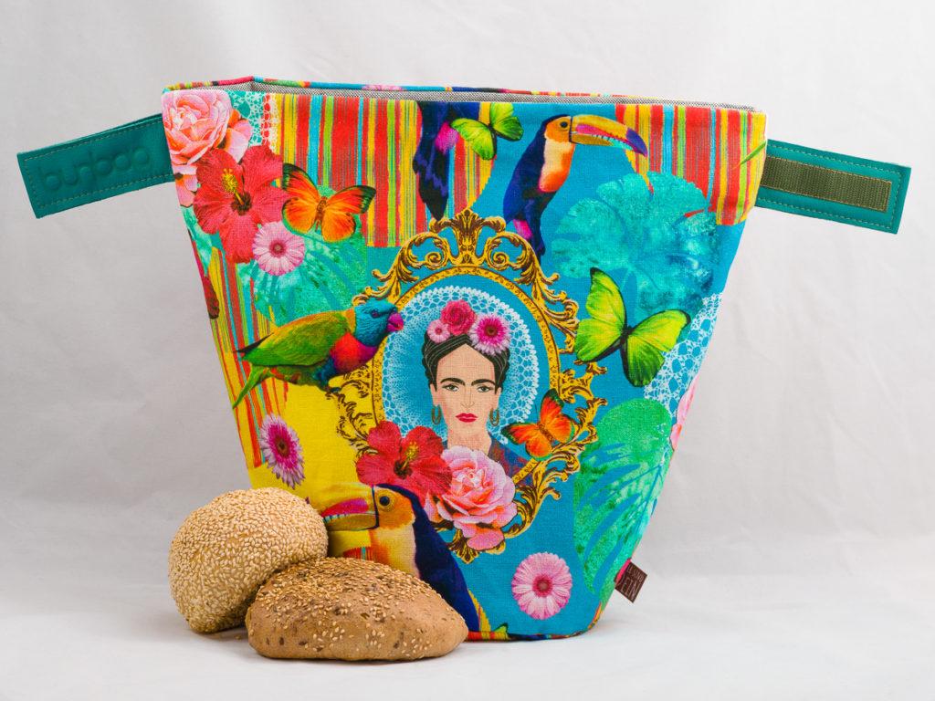 bunbag,Viva la Frida, Brotkorb,Brotbeutel